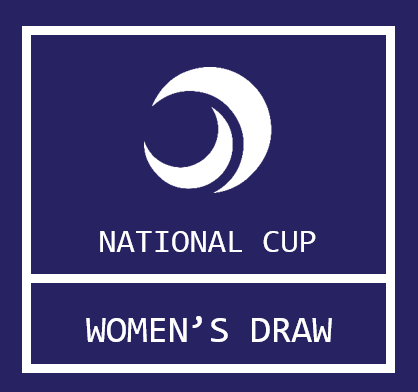 National Cup Women's Draw