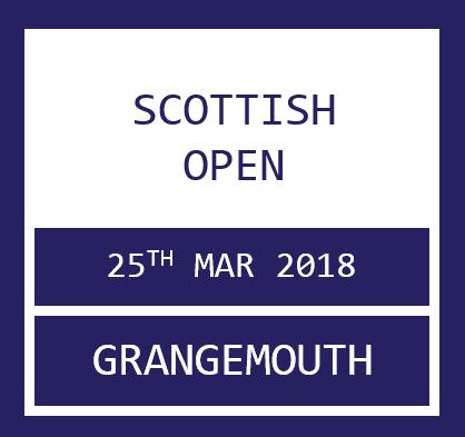 Scottish Open 2018