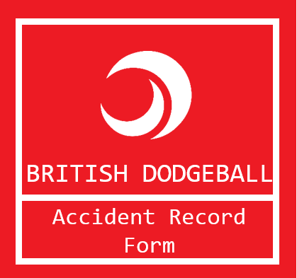 Accident Record Form