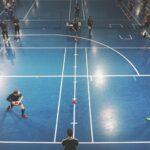 Nathan David versus Alex Harrison. British Dodgeball Super League. Clubs. Club Resources. Leamington Spartans Wessex Wolves