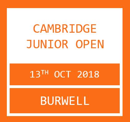 Cambs Junior Open