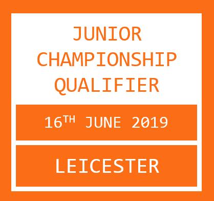 Junior Champ Qualifier Leicester