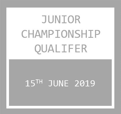 Junior Qualifier