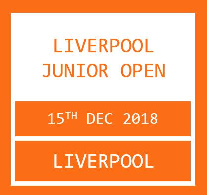 Liverpool Junior Open