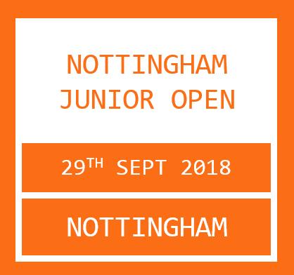 Nottingham Junior Open