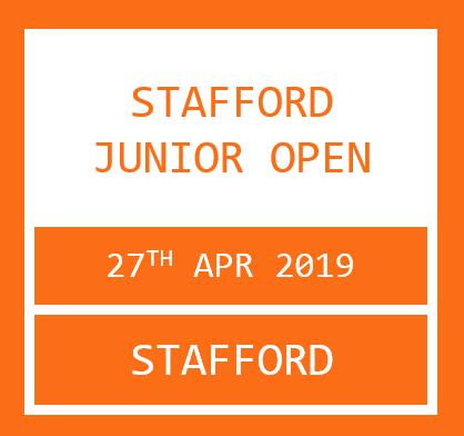 Stafford Junior Open