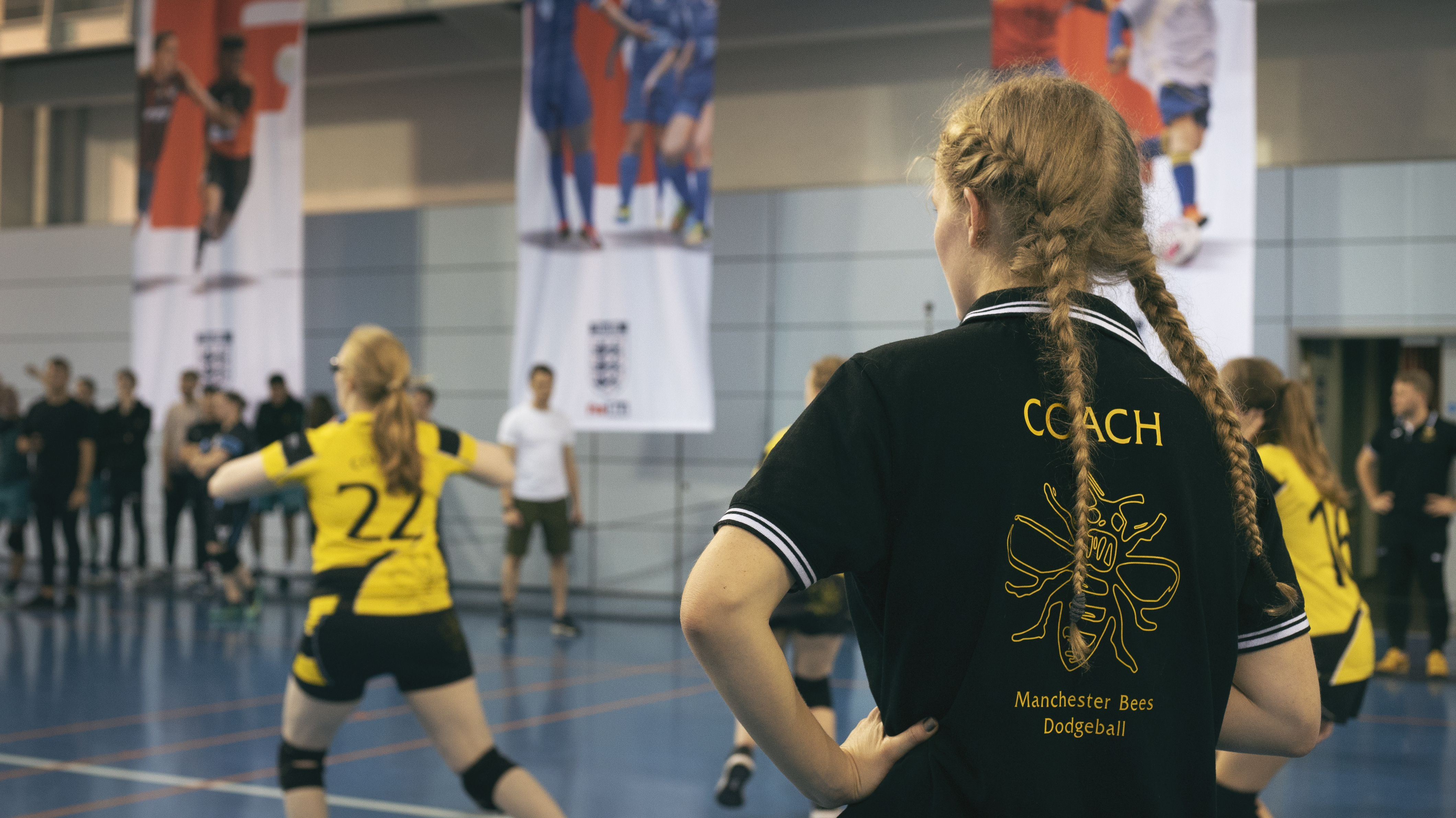 Manchester Bees Coaching