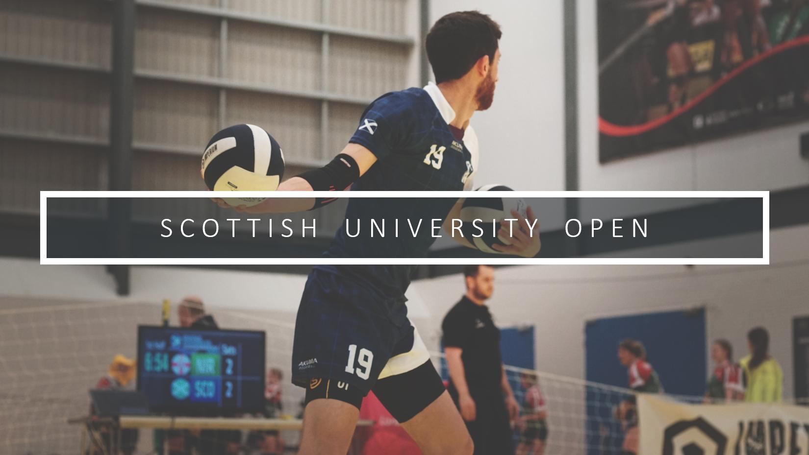 Scottish University Open