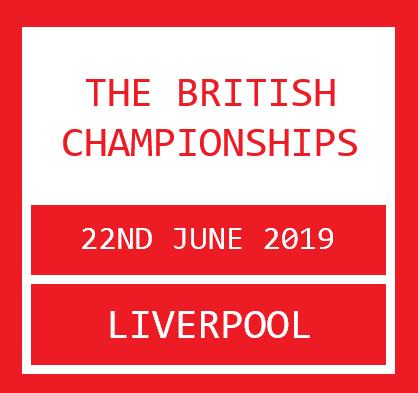 British Champs 2019
