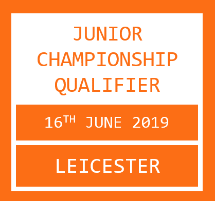 Junior Champ Qualifier Leicester