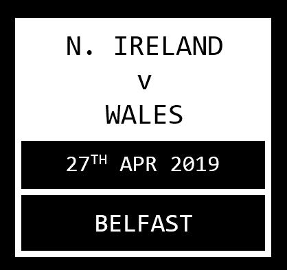 N.Ireland v Wales