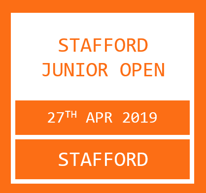 Stafford Junior Open