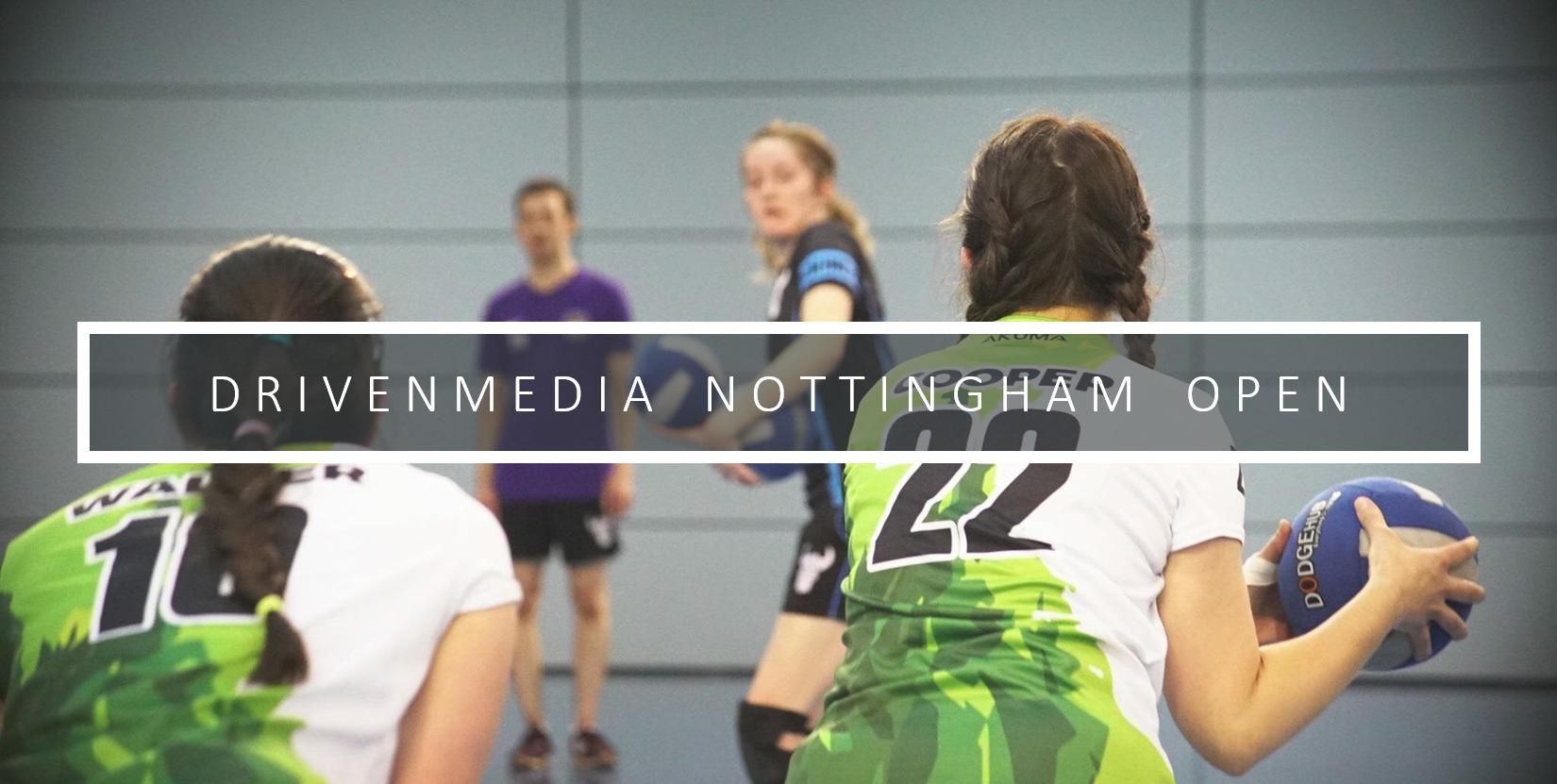 DrivenMedia Nottingham Open