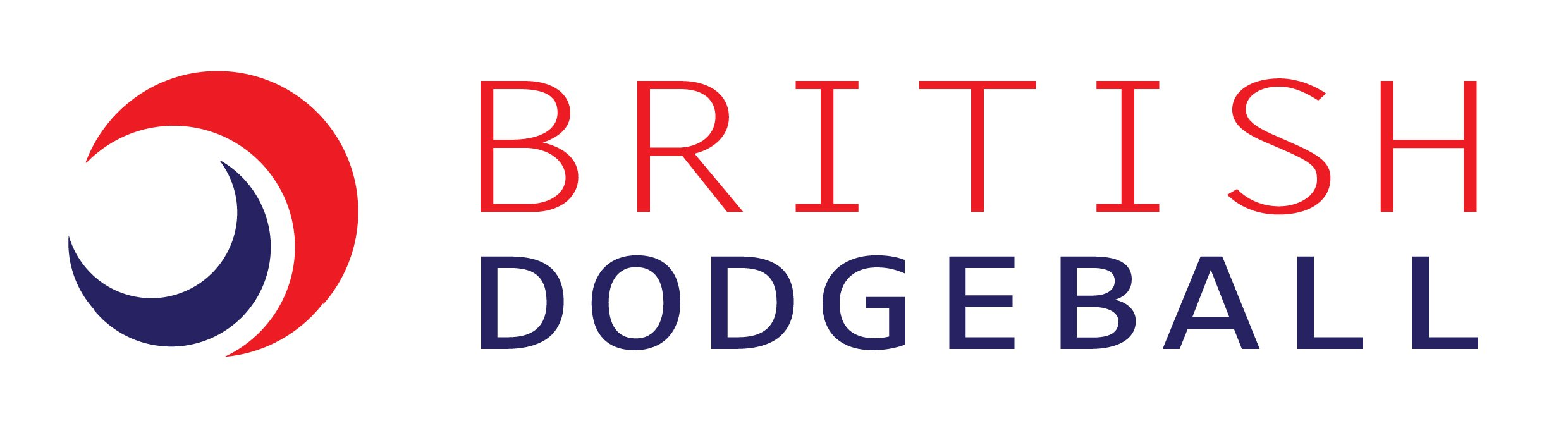 British dodgeball final logo1
