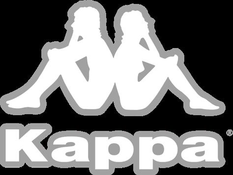 Kappa Logo Grey