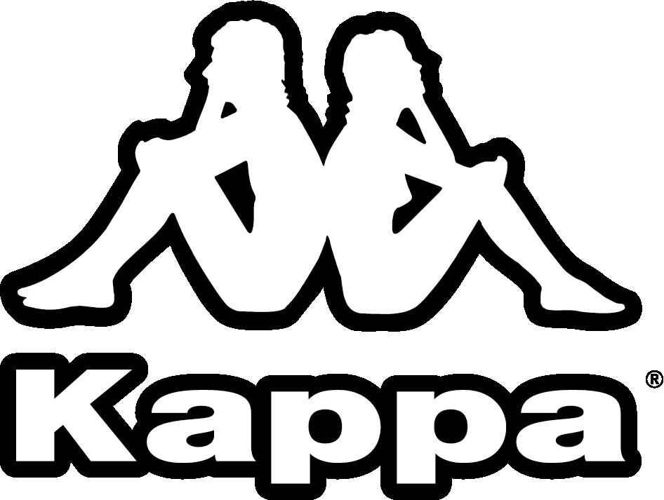 Logo Kappa Sport noir